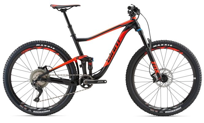 Full Suspension, MTB, Mountain Bike