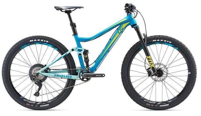 Mountain Bike, Full Suspension