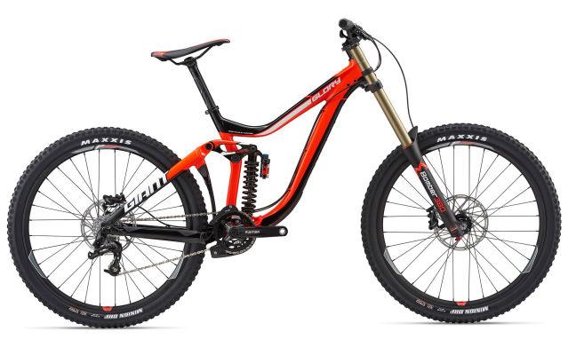Mountain Bike, Downhill, MTB, Full Suspension