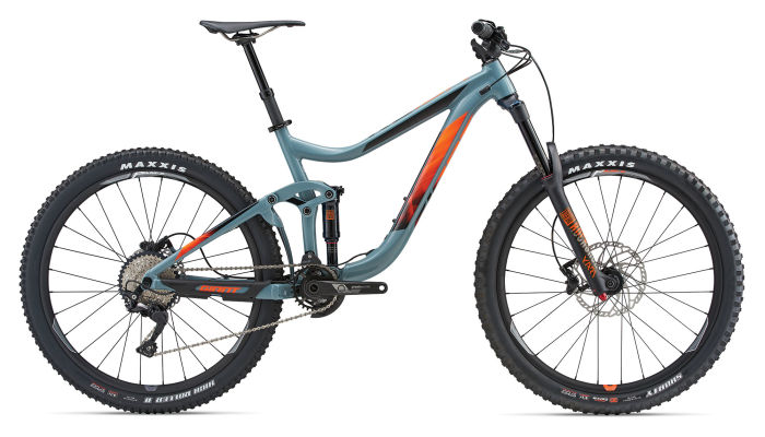 Mountain Bike, MTB, Full Suspension, 160mm Travel