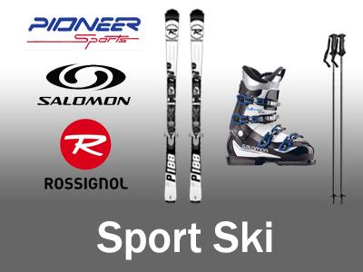 Value rental skis