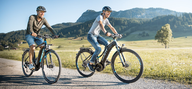 Summit County E-Bike Rentals